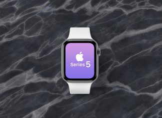 Free-Top-View-Apple-Watch-Series-5-Mockup-PSD