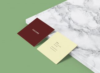 Free-Marble-Square-Business-Card-Mockup-PSD