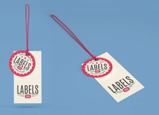 Free-Round-&-Rectangle-Hanging-Tag-Clothing-Label-Mockup-PSD-Set