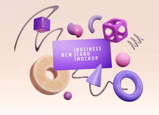 Free-3D-Models-Business-Card-Mockup-PSD