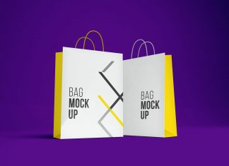 Free-Dual-Shopping-Bag-Mockup-PSD