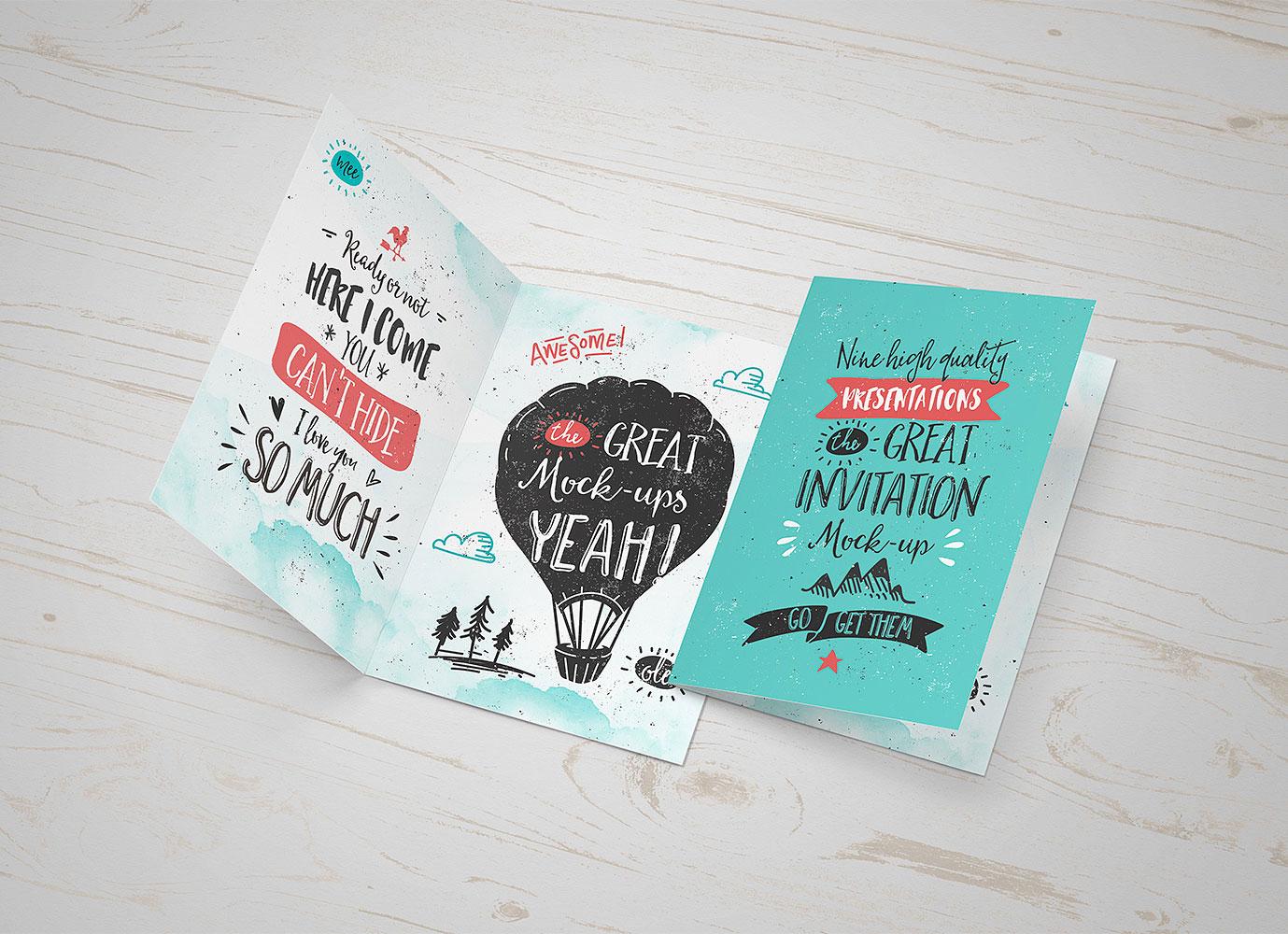 Free-Greeting-Invitation-Card-Mockup-PSD-2