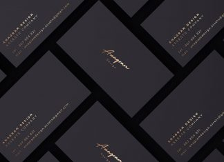 Free-Premium-Black-Business-Card-Mockup-PSD