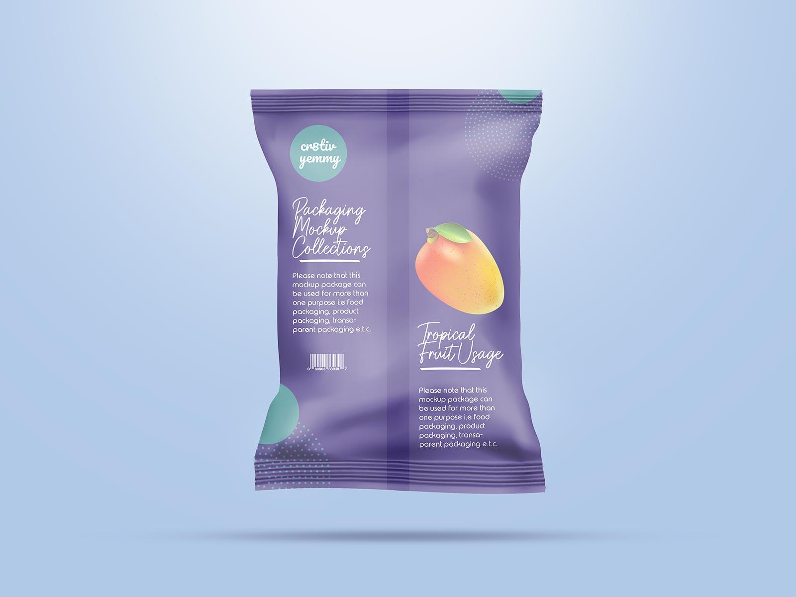 Free Snack Pack Packaging Mockup PSD (1)