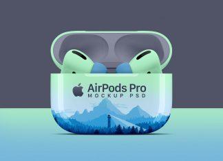 Free-AirPods-Pro-Mockup-PSD