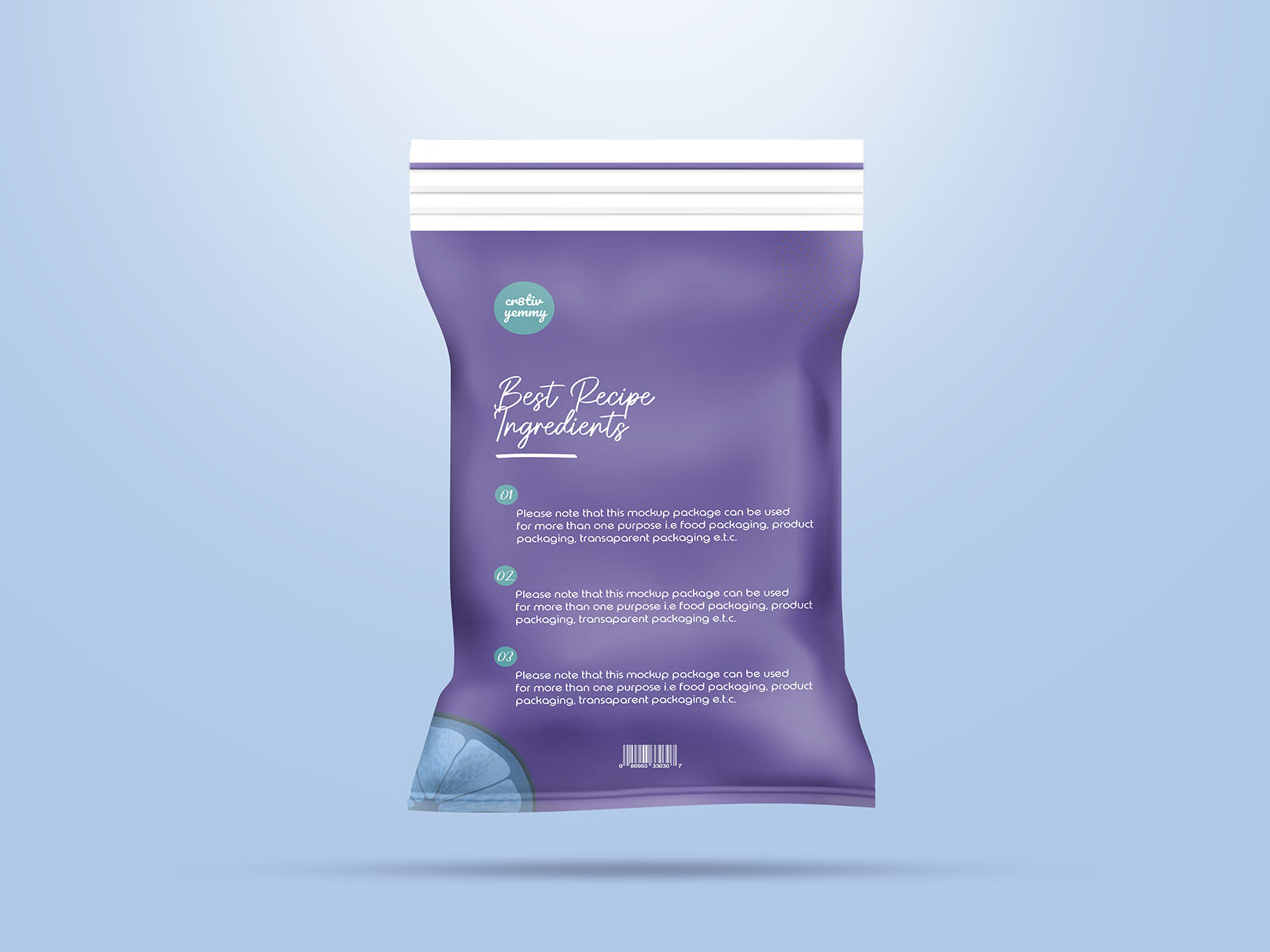 Free Chips Snack Pack Packaging Mockup PSD (1)