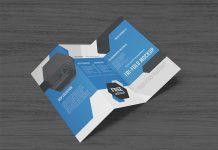 Free-tri-fold-Brochure-Mockup-PSD-Set