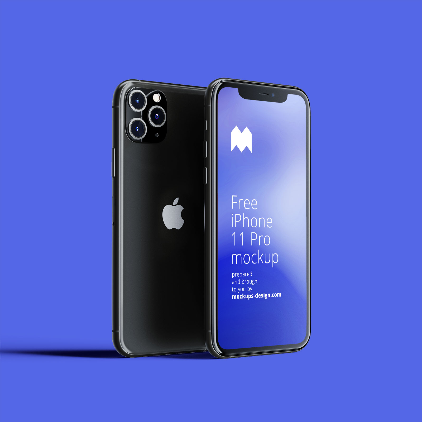 Free iPhone 11 Pro Mockup PSD Set - Good Mockups