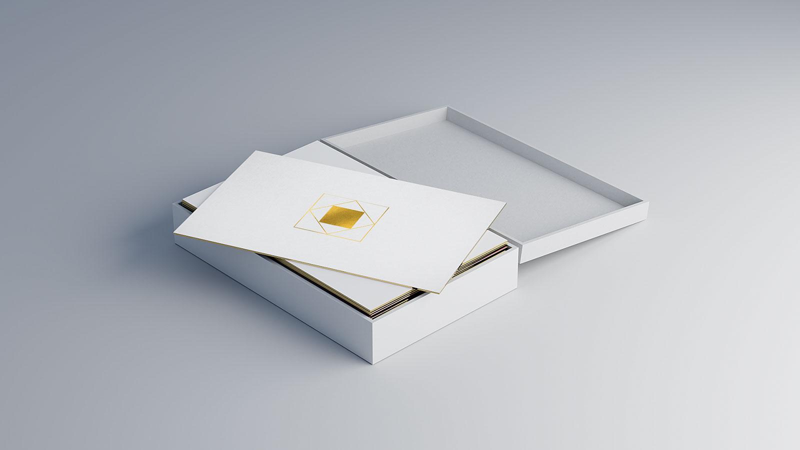 10 Free Elegant Business Card Mockup PSD Set (1)