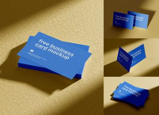 Free-Sunlight-Shadow-Business-Card-Mockup-PSD-Set-5