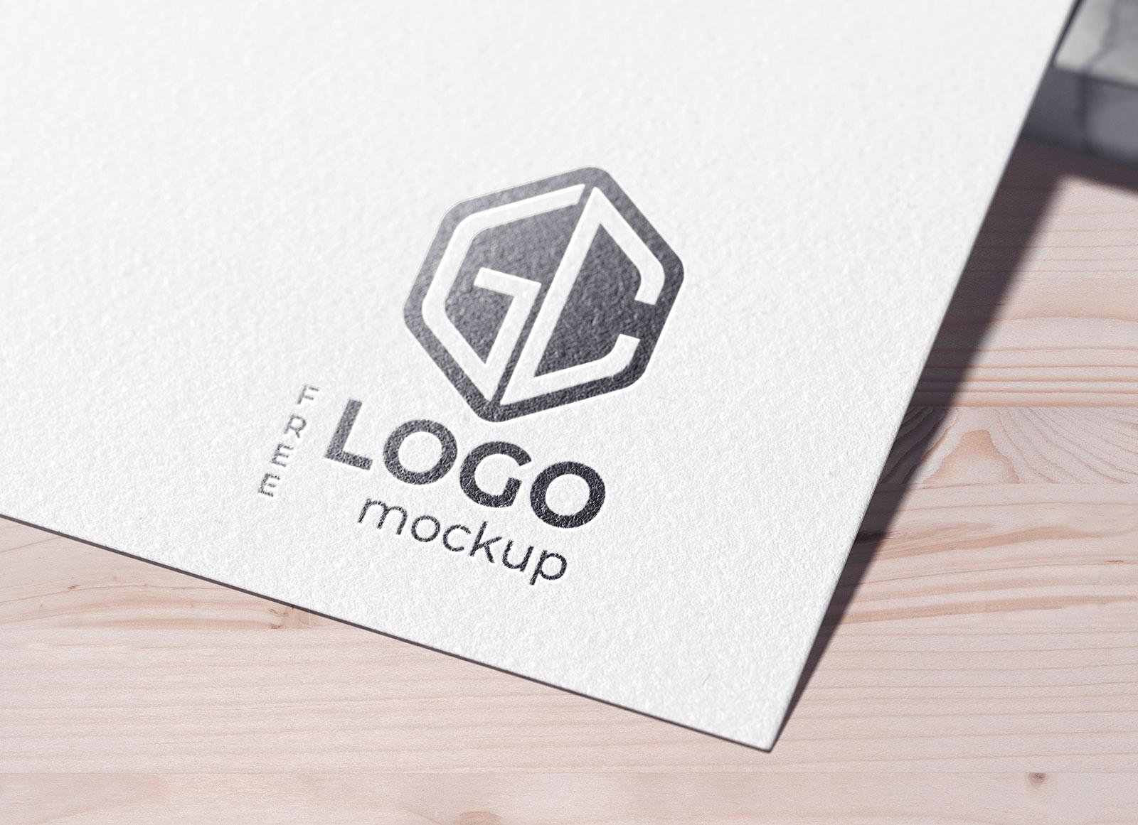 Free-Foil-Paper-Logo-Mockup-PSD