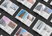 Free-Opened-Magazine-Mockup-PSD