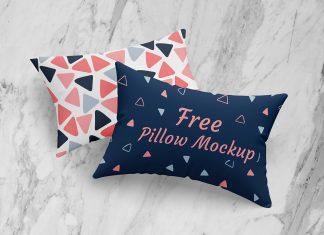 Free-Rectangle-Pillow-Mockup-PSD-Set