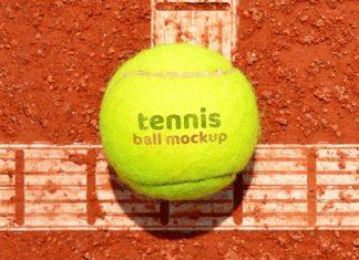 Free-Tennis-Ball-Mockup-PSD