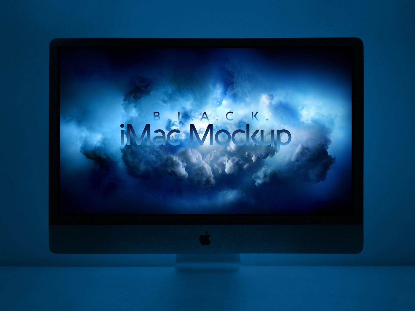 Free-Black-iMac-Mockup-PSD