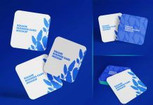 Free-Rounded-Corners-Square-Business-Card-Mockup-PSD-Set-(4