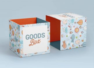 Free-Goods-Box-Mockup-PSD-Set-2