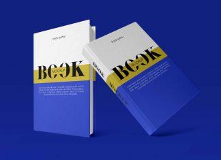 Free-Hardcover-Standing-Book-Mockup-PSD-Set-3