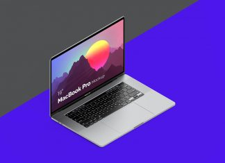Free-Isometric-16-Inches-Apple-MacBook-Pro-2020-Mockup-PSD