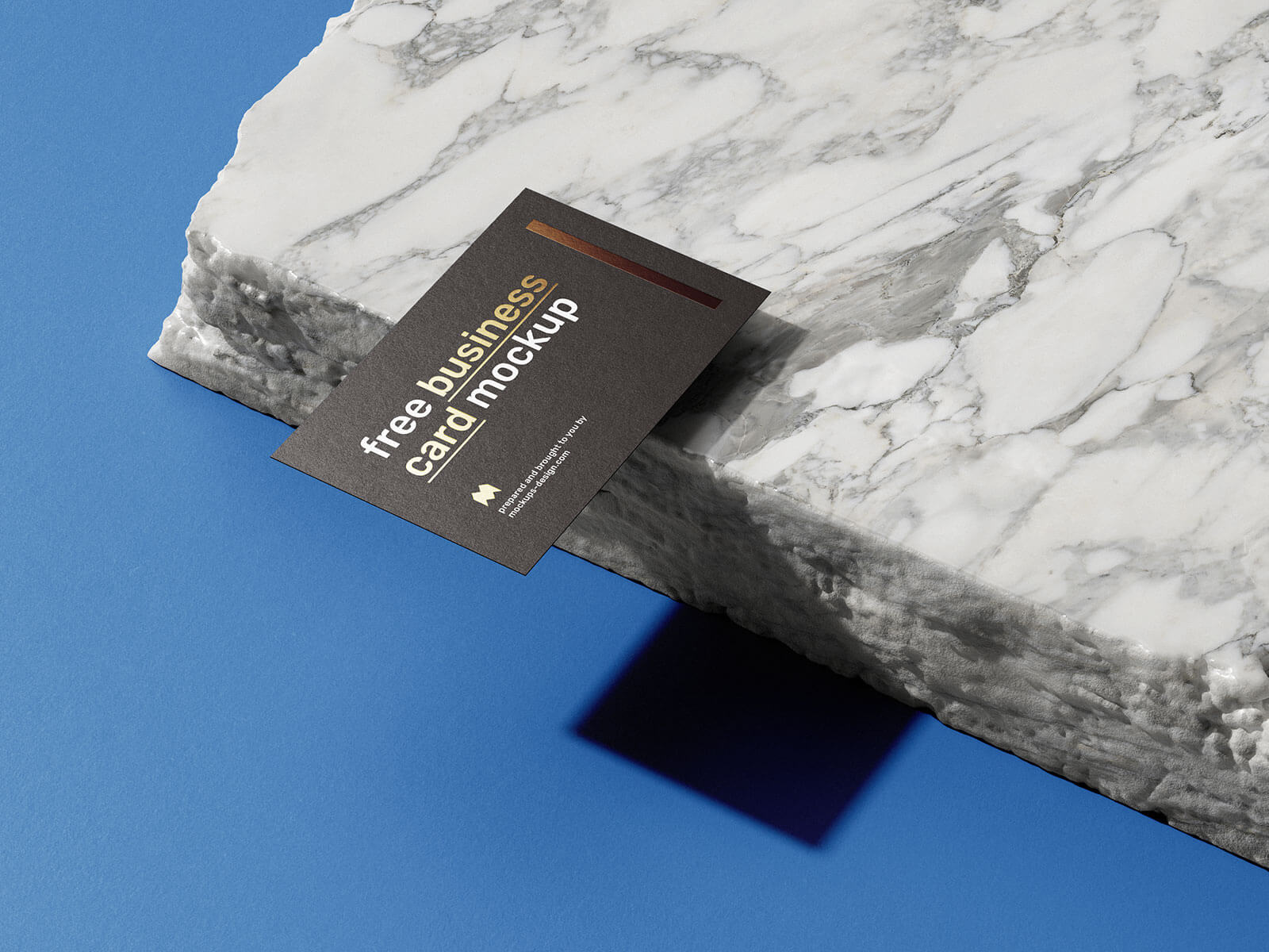 Free-Marble-Stone-Foil-Business-Card-Mockup-PSD-Set