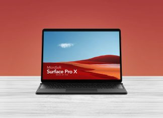 Free-MicroSoft-Surface-Pro-X-Laptop-Mockup-PSD-File