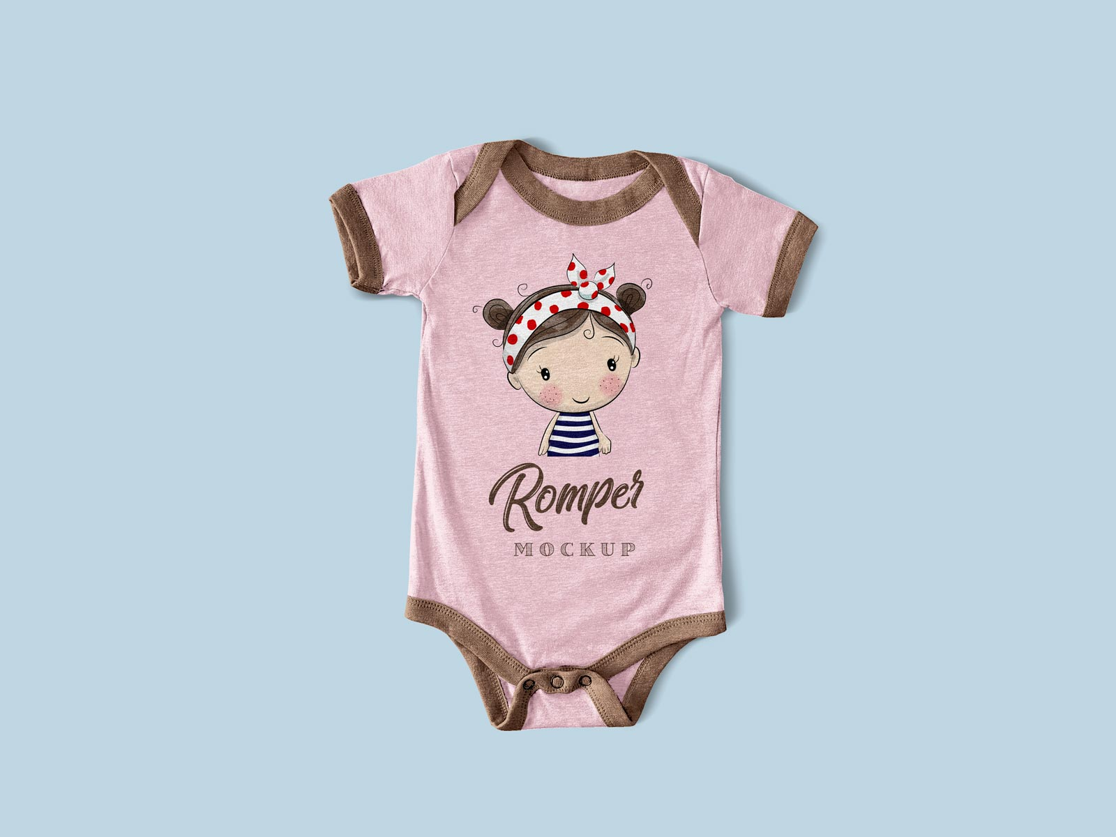 Free-Newborn-Baby-Onesie-Romper-Bodysuit-Mockup-PSD-File