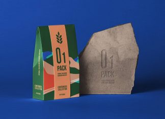 Free-Organic-Kraft-Paper-Tea-Bag-Packaging-Mockup-PSD