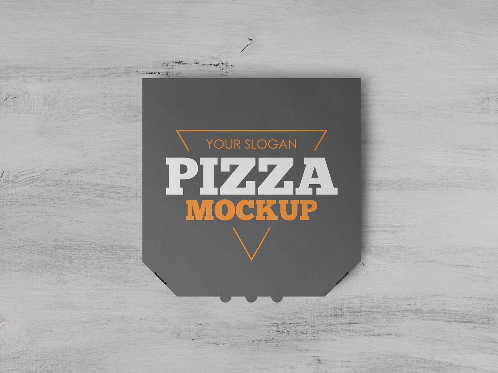 Free Takeaway Pizza Box Packaging Mockup PSD Set (1)