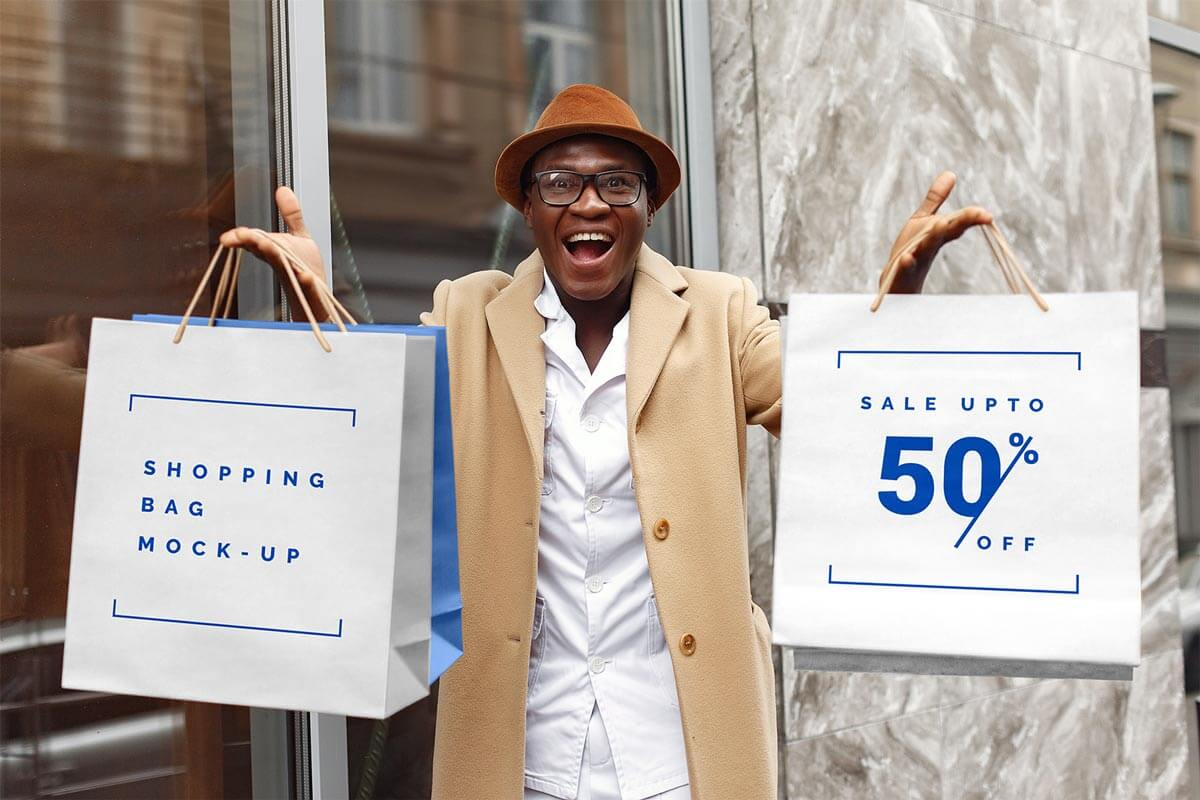 Free-White-Shopping-Bags-Mockup-PSD
