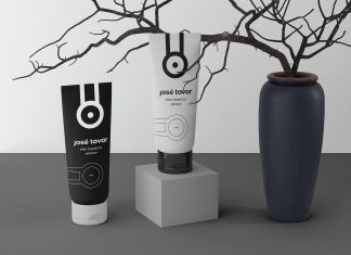 Free-Front-Back-Design-Cosmetic-Tubes-Mockup-PSD-2