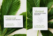 Free-Horizontal-&-Vertical-Nature-Business-Card-Mockup-PSD-Set (1)