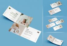Free-Landscape-DL-Flyer--Leaflet-Mockup-PSD-Set-2