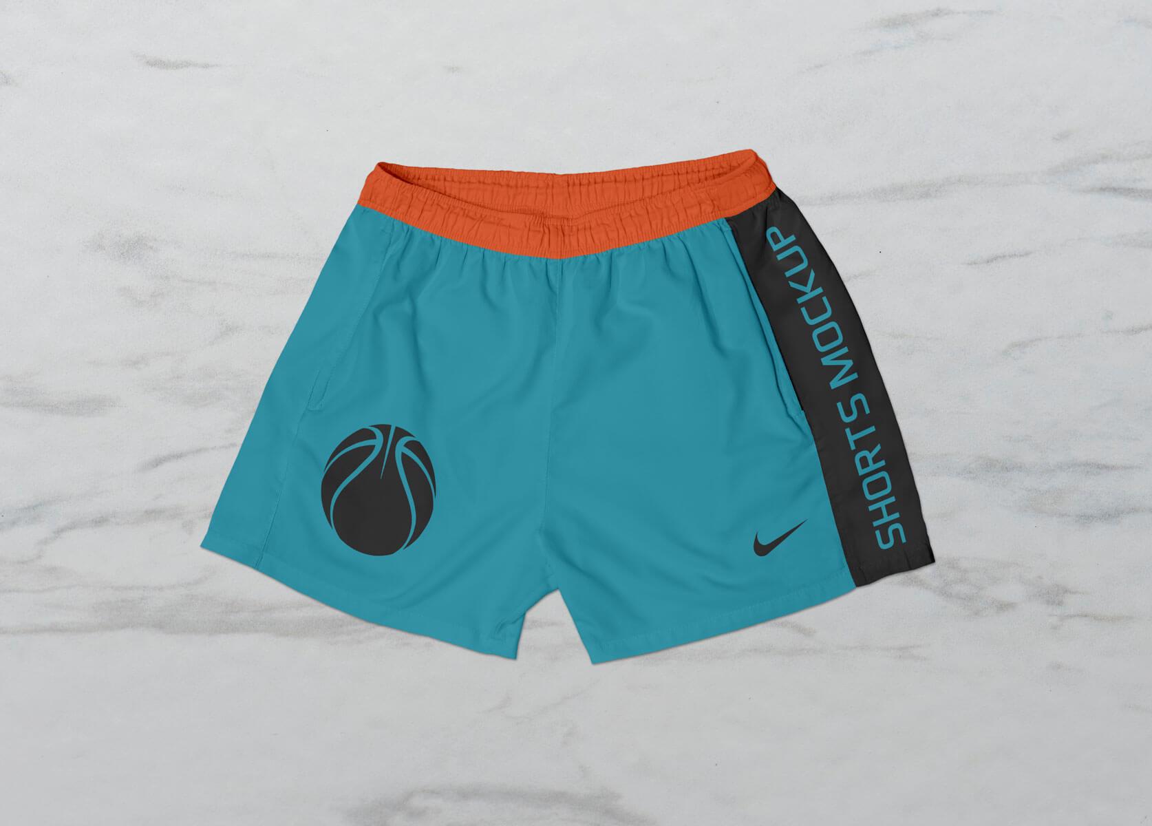 Free-Sports-Shorts-Mockup-PSD