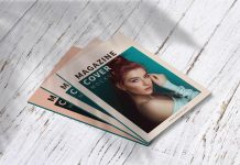 Free-A4-Magazine-Cover-Mockup-PSD