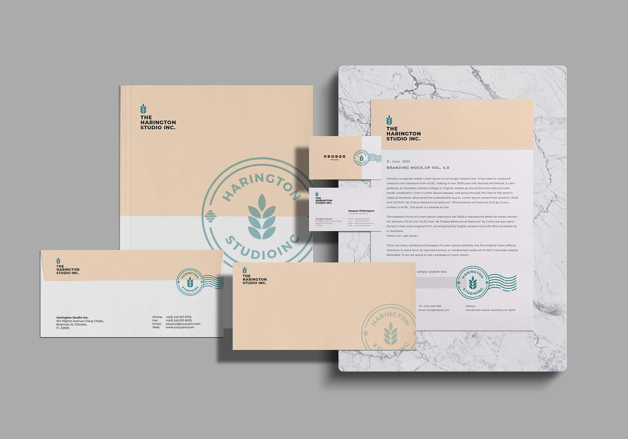 Free-Corporate-Stationery-Branding-Mockup-Scene-PSD-File