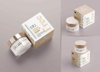 Free-Cosmetic-Glass-Jar-With-Packaging-Box-Mockup-PSD-4
