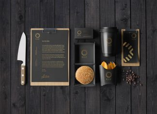 Free-Dark-Coffee-Brand-Identity-Stationery-Mockup-PSD