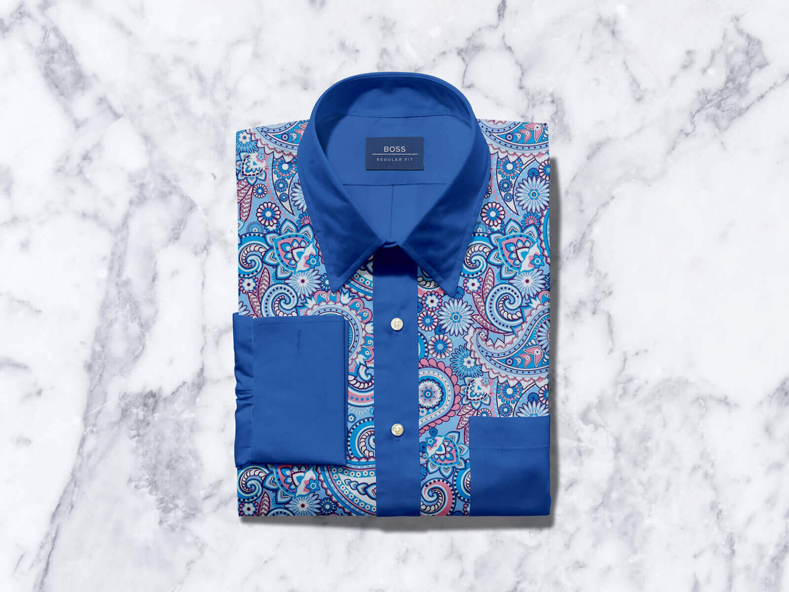 Free-Folded-Dress-Shirt-with-Label-Mockup-PSD-2