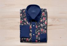 Free-Folded-Dress-Shirt-with-Label-Mockup-PSD-3
