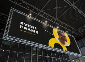Free-Hanging-Steel-Structure-Billboard-Mockup-PSD