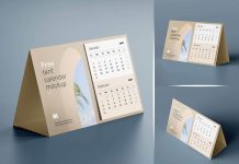 Free-Landscape-Table--Desk-Tent-Calendar-2021-Mockup-PSD-Set