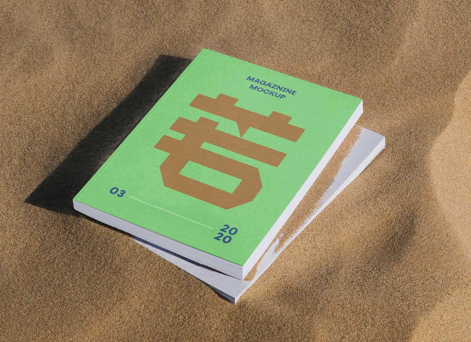 Free-Paperback-Thick-Magazine-Mockup-PSD