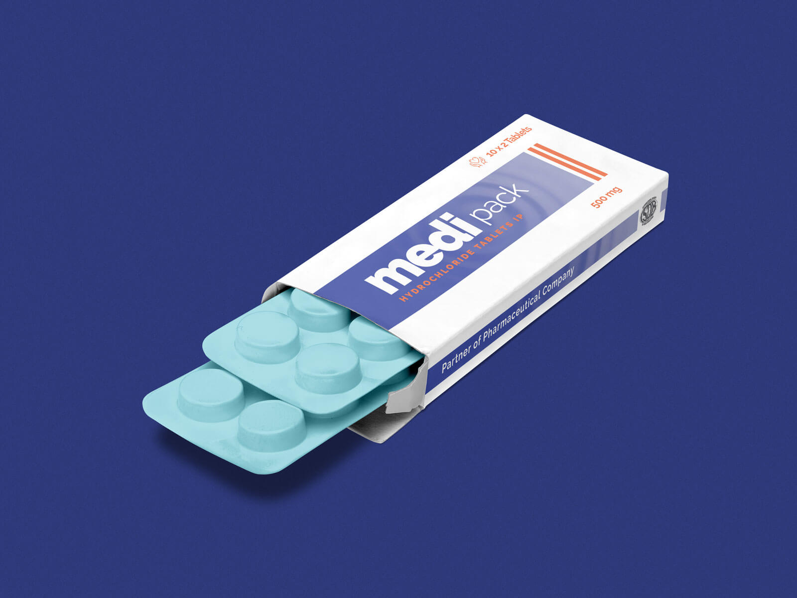 Free-Pharmaceutical-Medicine-Pill-Tablet-Box-Packaging-Mockup-PSD