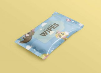 Free-Baby-Wet-Wipes-Packaging-Mockup-PSD-Set-3