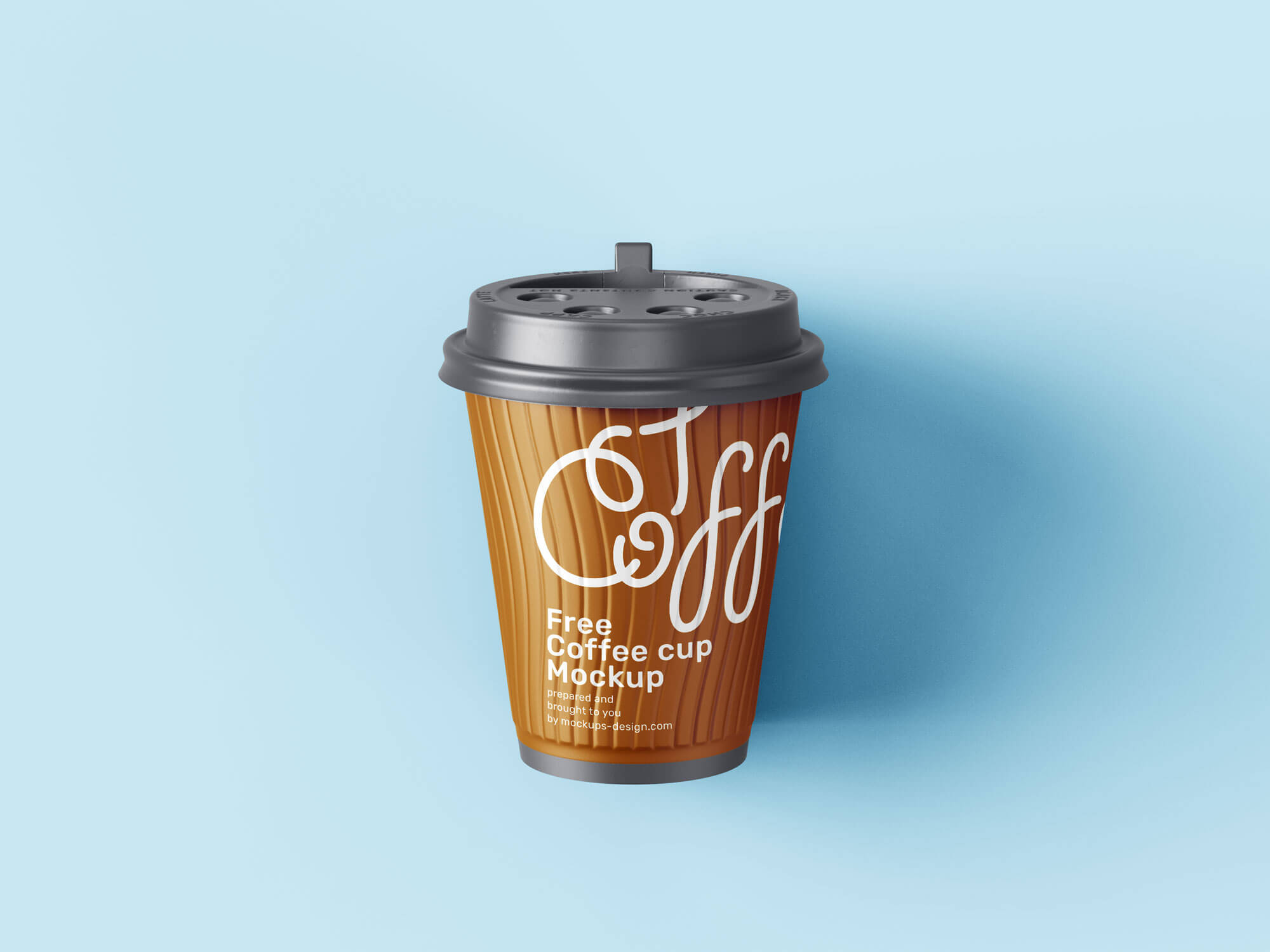 Free Premium Paper Coffee Cup Mockup PSD Set