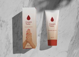 Free-Shadow-Cream-Tube-&-Box-Packaging-Mockup-PSD (1)