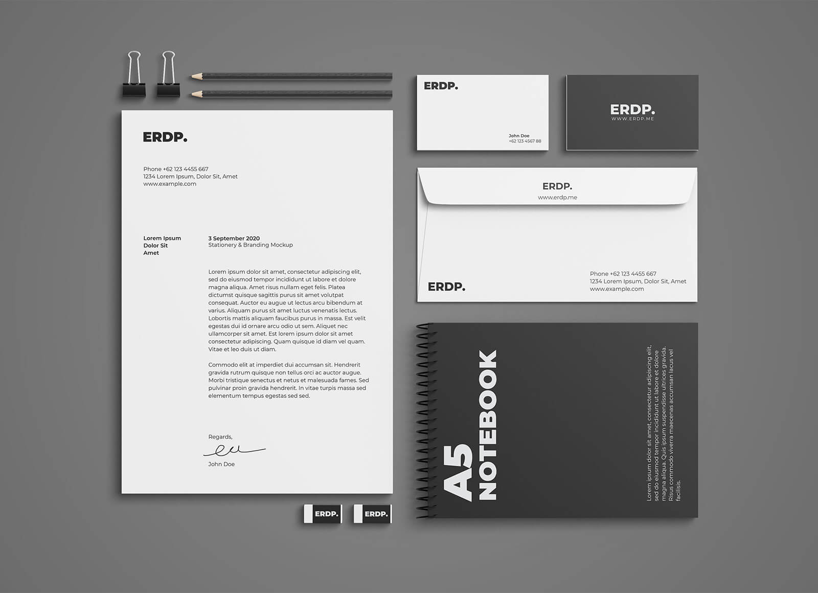 Free-Smple-Stationery-Mockup-PSD