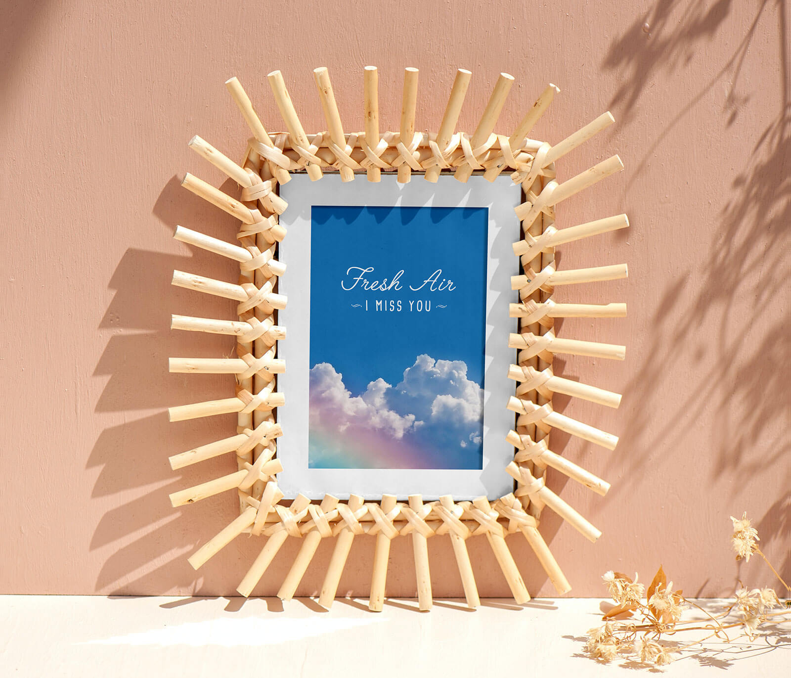 Free-Wooden-Photo-Frame-Poster-Mockup-PSD
