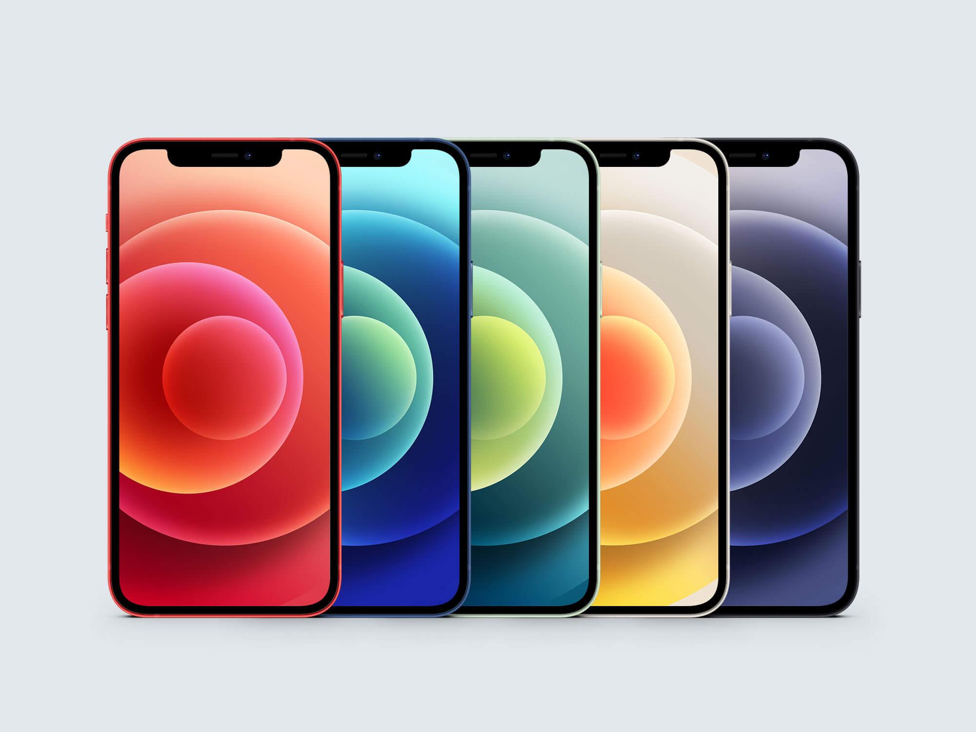 Free-Apple-iPhone-12-Mini-Mockup-PSD-(All-Colors)