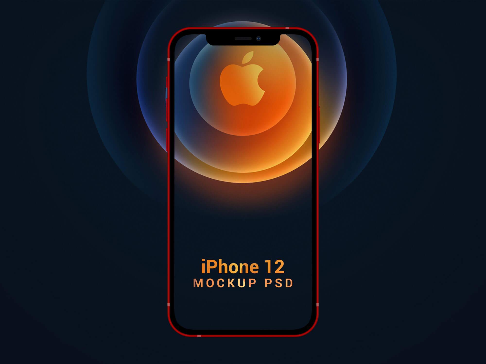 Free-Apple-iPhone-12-Mockup-PSD